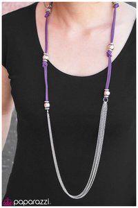 Tied and True - Purple