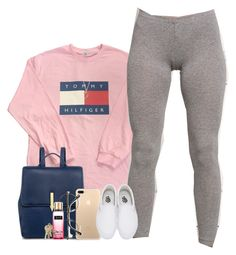 """""""➰"""" by mxnvt ❤ liked on Polyvore featuring Karen Walker, Vans and claire's"""