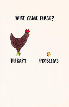 Terapia e problemas: interconectados!