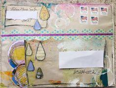 Mail Art Love...