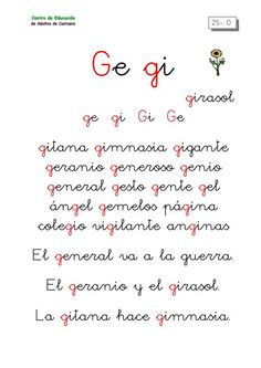 imagenes que inicien con letra silabas go gu - Buscar con Google