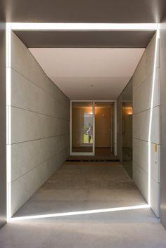 conjunto habitacional em azurara - Vila do Conde, Portugal / Paula Santos