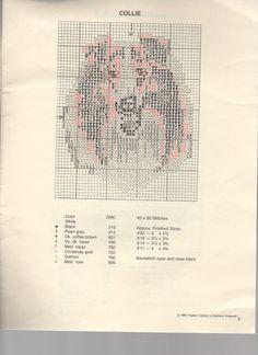 Cross Stitch Charts, Cross Stitch Patterns, Colley, Rough Collie, Beaded Animals, Stuffed Animal Patterns, Gold Christmas, Loom Beading, Crossstitch
