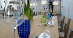 """#Zafferano  Diseñado por #FedericodeMajo, #vasos y jarras #ZAFFERANO matizan su mesa de buen #humor. #Artesanal y de diseño #italiano hacen que el éxito de estas #colecciones de #colores; Tónico de naranja, aguamarina, amatista, verde aguacate, de color amarillo dorado, tonos brillantes dan espíritu a la alegría! En particular, como las líneas de #cristal """"perla"""" y """"Chiaro di Luna"""" de #vidrio soplado a mano.   Placas acortadas, #platos y vasos, destacan sus recetas más creativas."""