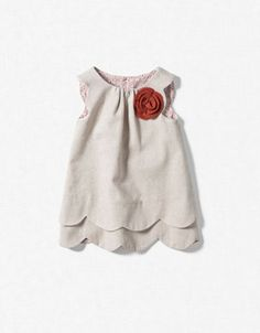 Cute baby girl dress