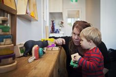 What does 'Care' really mean for under threes in early childhood education?
