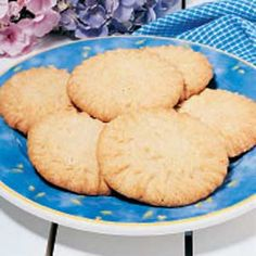 Making these today!  Double Peanut Butter Cookies Recipe