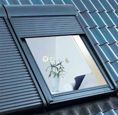 Peaceful nights and a peaceful mind. The VELUX SHL roller shutter offers soundproofing from rain and hail, as well as added security and blackout.