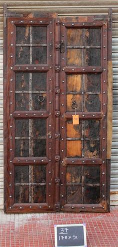 Doors and Gates from Shikara Design. From immense Indian hand carved door frames and Bali gates to smaller access single doors we have a huge selection of doors and doorways at our disposal Indian Doors, Door Gate Design, Boho Inspiration, Single Doors, Ceiling Design, Wine Rack, Woodworking, Dream Houses, Architecture