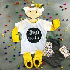 Change Maker Tee available at lookielooloo.com