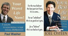 ♥ Paul Washer.  Joel Osteen is a wolf in sheep's clothing.