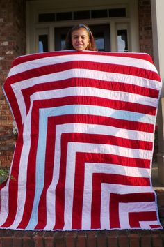 Who Has More Fun Than Us?: Lakehouse Quilt