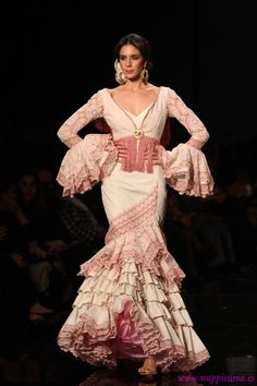 Flamenco Fashion by Loli Vera, 2013