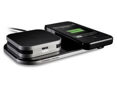 40 Top Products from I Want That, Season Three: The Powermat from Duracell offers an innovative, easy and convenient solution for keeping smartphones charged. Included are a charging station that accommodates two devices and portable backup battery.  See the video.  From DIYnetwork.com