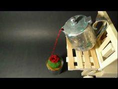 Stop Motion Animation #Crochet Cactus