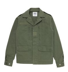 FRENCH MILITARY JACKET - ONLINE SHOP│THE CONTEMPORARY FIX OFFICIAL SITE