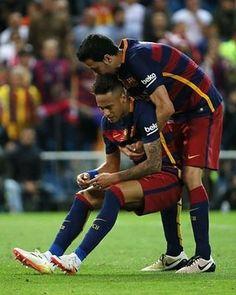 Barça campeão da Copa Del Rey !! #Neymar #Neymarjr #FcBarcelona @neymarjr ❤⚽