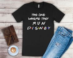 The one where your name goes onto a T-shirt . Run Disney Costumes, Running Costumes, Plus Size Disney, Disney Races, Disney Style, Silhouette Studio, Cricut Design, Cool T Shirts, Vinyl Decals