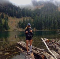"""See 33 photos and 2 tips from 288 visitors to Annette Lake Trailhead. """"It was a great easy hike! The lake is beautiful and so is the trail. Adventure Awaits, Adventure Travel, Picture Instagram, Granola Girl, Climbing Outfits, Hiking Photography, Photography Ideas, Foto Pose, Plein Air"""