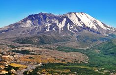 Mount St. Helens is still recovering from its fateful 1980 eruption, but thanks to the resiliency and ever-changing nature of our planet, it's already come a long way.
