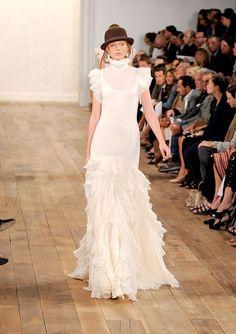 Spring 2011 New York Fashion Week: Ralph Lauren 2010-09-16 12:15:03 | POPSUGAR Fashion