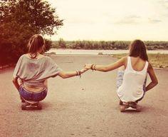 Czy jesteście prawdziwymi przyjaciółkami?