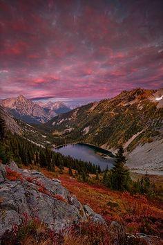 North Cascades Mountains  by paul bowman, via 500px