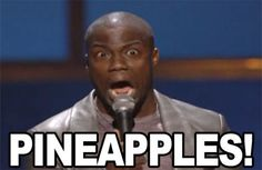 Gallery For > Kevin Hart Quotes Pineapples