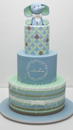 Cake Wrecks - Home - Sunday Sweets: Anything Goes by Rouvelee's Creations Baby Cakes, Baby Shower Cakes, Cupcake Cakes, Pink Cakes, Cake Fondant, Pretty Cakes, Cute Cakes, Beautiful Cakes, Amazing Cakes