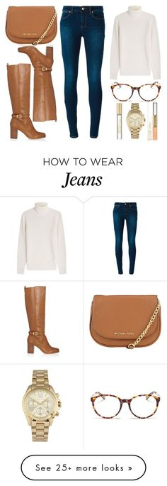 """Michael Kors"" by fridaeklof on Polyvore featuring Michael Kors and MICHAEL Michael Kors"