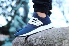 Arkk Copenhagen Raven - Navy - Save Our Sole - 2 Arkk Copenhagen, Sneakers Fashion, Kicks, Adidas Sneakers, Street Wear, Menswear, Footwear, Navy, Collection