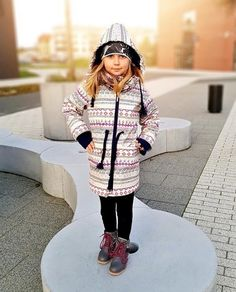 Wykrój - kurtka parka dziecięca Hipster, Children, Style, Fashion, Young Children, Swag, Moda, Hipsters, Boys