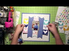 Scrapbooking Process Video: I Want This One