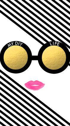 MY DIY LIFE | Free iPhone Wallpaper                                                                                                                                                     Mais