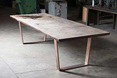 Jeff Soderbergh | Custom Sustainable Furnishings