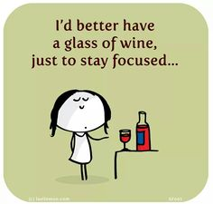 Lets all stay focused...whos got the wine?? http://www.pasorobleswineries.net http://eclipcity.com