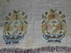 . Handicraft, Ottoman, Traditional, Embroidery, Antiques, Craft, Needlepoint, Antiquities, Arts And Crafts
