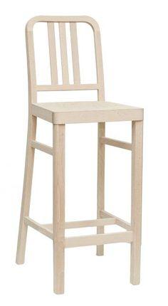 "Alcatraz barstool form east Europe furniture ""Meble Radomsko"".  bent wood | barstool | bar chair   www.radomskomeble.pl"
