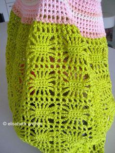 spiders and stripes bag by elisabeth andrée