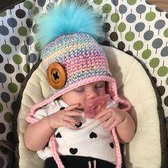 Crochet baby hat pattern  Patron tuque bébé au crochet Crochet Patterns, Crochet Hats, Couture, Etsy, Boss, Tricot, Knitting Hats, Haute Couture, Crochet Tutorials