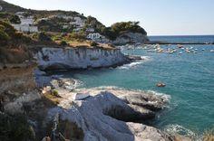 La isla de Ponza, uno de los más bellos de Italia!