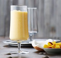 Creamsicle Breakfast Smoothie | Vitamix Recipe - Mother's Day Ideas