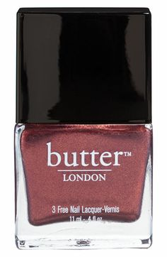 """This Nail Polish is the Best - and what a great name """"Shag"""" :)  - Nail Lacquer available at #Nordstrom"""