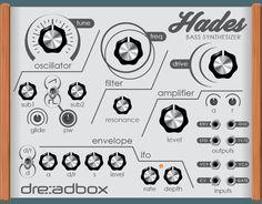 Dreadbox shows Hades Bass Synthesizer   Gearjunkies.com