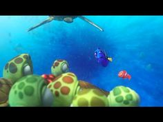 Finding Dory Official US Trailer 2 - YouTube