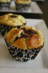 Cheesecake Brownie Cupcakes!         {Passover Recipe} View recipe here: http://www.kosherinthekitch.com/cheesecake-brownie/