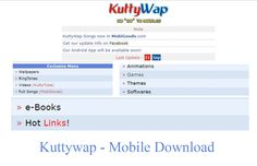Kuttywap - Mobile Download - Kikguru