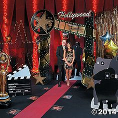 Movie Night Grand Event Party