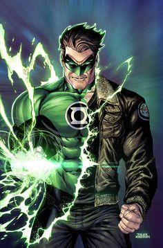 Hal Jordan and The Green Lantern Corps 23 - 45 Variant DC Comics Rebirth 2018 for sale online Arte Dc Comics, Dc Comics Superheroes, Dc Comics Characters, Comic Book Heroes, Comic Books Art, Comic Art, Dc Heroes, Green Lantern Comics, Batman Green Lantern
