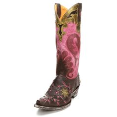 Old Gringo Purple Letty Cowgirl Boots|All Womens Western Boots I SO WANT THESES!!!!!!!!!!!!!!!!!!